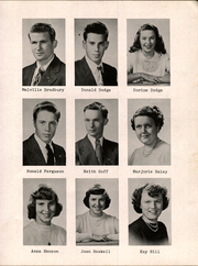 Page 13, 1950 Edition, Hollis High School - Sunbeam Yearbook (Hollis, ME) online yearbook collection