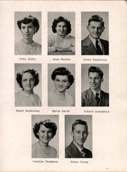 Page 17, 1950 Edition, Hollis High School - Sunbeam Yearbook (Hollis, ME) online yearbook collection