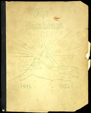 Page 1, 1952 Edition, Hollis High School - Sunbeam Yearbook (Hollis, ME) online yearbook collection