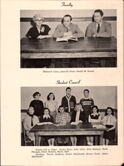 Page 11, 1952 Edition, Hollis High School - Sunbeam Yearbook (Hollis, ME) online yearbook collection