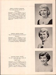 Page 17, 1952 Edition, Hollis High School - Sunbeam Yearbook (Hollis, ME) online yearbook collection