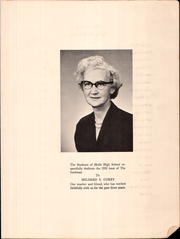Page 5, 1952 Edition, Hollis High School - Sunbeam Yearbook (Hollis, ME) online yearbook collection