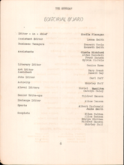 Page 8, 1952 Edition, Hollis High School - Sunbeam Yearbook (Hollis, ME) online yearbook collection