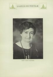 Page 10, 1928 Edition, Gorham High School - Schola Yearbook (Gorham, ME) online yearbook collection