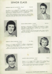 Page 10, 1959 Edition, Hartland Academy - Ripple Yearbook (Hartland, ME) online yearbook collection