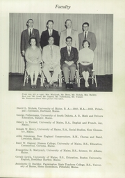 Page 7, 1959 Edition, Hartland Academy - Ripple Yearbook (Hartland, ME) online yearbook collection