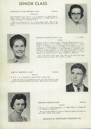 Page 8, 1959 Edition, Hartland Academy - Ripple Yearbook (Hartland, ME) online yearbook collection