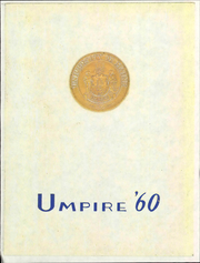 1960 Edition, University of Maine at Portland - Umpire Yearbook (Portland, ME)