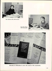 University of Maine at Portland - Umpire Yearbook (Portland, ME) online yearbook collection, 1966 Edition, Page 119