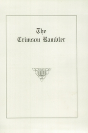 Page 11, 1926 Edition, Standish High School - Crimson Rambler Yearbook (Standish, ME) online yearbook collection