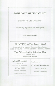 Page 66, 1931 Edition, Standish High School - Crimson Rambler Yearbook (Standish, ME) online yearbook collection