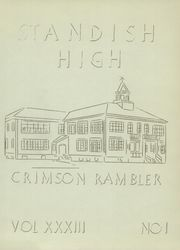 Page 3, 1947 Edition, Standish High School - Crimson Rambler Yearbook (Standish, ME) online yearbook collection