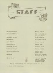Page 7, 1948 Edition, Standish High School - Crimson Rambler Yearbook (Standish, ME) online yearbook collection