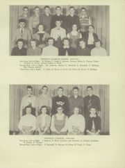 Page 9, 1950 Edition, Standish High School - Crimson Rambler Yearbook (Standish, ME) online yearbook collection