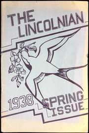 Page 1, 1938 Edition, Lincoln Middle School - Lincolnian Yearbook (Portland, ME) online yearbook collection