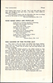 Page 17, 1938 Edition, Lincoln Middle School - Lincolnian Yearbook (Portland, ME) online yearbook collection
