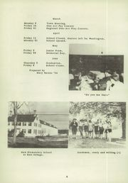 Page 10, 1952 Edition, Potter Academy - Wreath Yearbook (Sebago Lake, ME) online yearbook collection