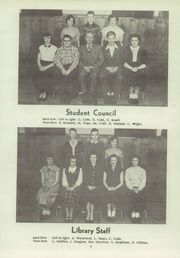 Page 11, 1952 Edition, Potter Academy - Wreath Yearbook (Sebago Lake, ME) online yearbook collection