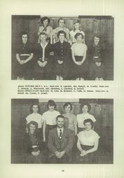 Page 14, 1952 Edition, Potter Academy - Wreath Yearbook (Sebago Lake, ME) online yearbook collection