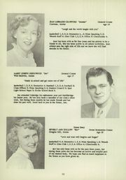Page 16, 1952 Edition, Potter Academy - Wreath Yearbook (Sebago Lake, ME) online yearbook collection