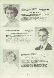 Page 17, 1952 Edition, Potter Academy - Wreath Yearbook (Sebago Lake, ME) online yearbook collection