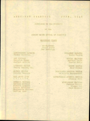 Page 4, 1946 Edition, Auburn Maine School of Commerce - Ray Yearbook (Auburn, ME) online yearbook collection