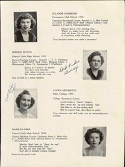 Page 9, 1946 Edition, Auburn Maine School of Commerce - Ray Yearbook (Auburn, ME) online yearbook collection
