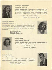 Page 13, 1947 Edition, Auburn Maine School of Commerce - Ray Yearbook (Auburn, ME) online yearbook collection