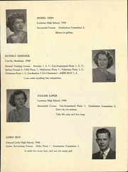 Page 17, 1947 Edition, Auburn Maine School of Commerce - Ray Yearbook (Auburn, ME) online yearbook collection