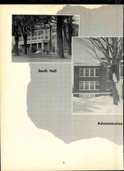 Page 10, 1958 Edition, University of Maine at Presque Isle - Salmagundi Yearbook (Presque Isle, ME) online yearbook collection