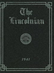 1941 Edition, Lincoln Academy - Lincolnian Yearbook (Newcastle, ME)