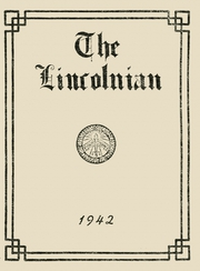Page 1, 1942 Edition, Lincoln Academy - Lincolnian Yearbook (Newcastle, ME) online yearbook collection