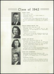 Page 10, 1942 Edition, Lincoln Academy - Lincolnian Yearbook (Newcastle, ME) online yearbook collection