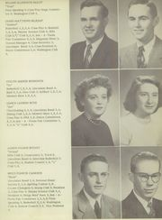 Page 17, 1952 Edition, Lincoln Academy - Lincolnian Yearbook (Newcastle, ME) online yearbook collection
