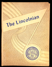 1953 Edition, Lincoln Academy - Lincolnian Yearbook (Newcastle, ME)