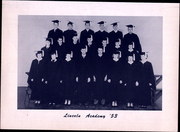 Page 13, 1953 Edition, Lincoln Academy - Lincolnian Yearbook (Newcastle, ME) online yearbook collection