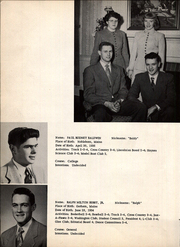 Page 14, 1953 Edition, Lincoln Academy - Lincolnian Yearbook (Newcastle, ME) online yearbook collection
