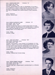 Page 15, 1953 Edition, Lincoln Academy - Lincolnian Yearbook (Newcastle, ME) online yearbook collection