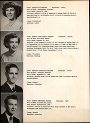 Page 16, 1953 Edition, Lincoln Academy - Lincolnian Yearbook (Newcastle, ME) online yearbook collection