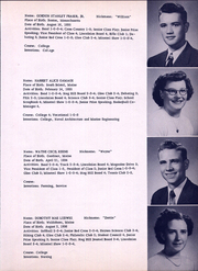 Page 17, 1953 Edition, Lincoln Academy - Lincolnian Yearbook (Newcastle, ME) online yearbook collection