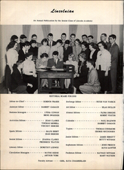 Page 6, 1953 Edition, Lincoln Academy - Lincolnian Yearbook (Newcastle, ME) online yearbook collection