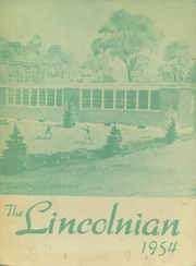 1954 Edition, Lincoln Academy - Lincolnian Yearbook (Newcastle, ME)