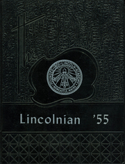 Page 1, 1955 Edition, Lincoln Academy - Lincolnian Yearbook (Newcastle, ME) online yearbook collection