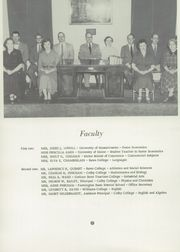 Page 10, 1955 Edition, Lincoln Academy - Lincolnian Yearbook (Newcastle, ME) online yearbook collection