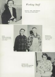 Page 12, 1955 Edition, Lincoln Academy - Lincolnian Yearbook (Newcastle, ME) online yearbook collection
