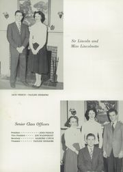 Page 14, 1955 Edition, Lincoln Academy - Lincolnian Yearbook (Newcastle, ME) online yearbook collection