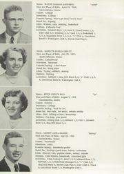 Page 15, 1955 Edition, Lincoln Academy - Lincolnian Yearbook (Newcastle, ME) online yearbook collection
