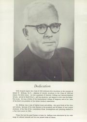 Page 7, 1955 Edition, Lincoln Academy - Lincolnian Yearbook (Newcastle, ME) online yearbook collection