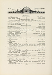 Page 144, 1927 Edition, University of Virginia - Corks and Curls Yearbook (Charlottesville, VA) online yearbook collection