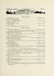 Page 153, 1927 Edition, University of Virginia - Corks and Curls Yearbook (Charlottesville, VA) online yearbook collection